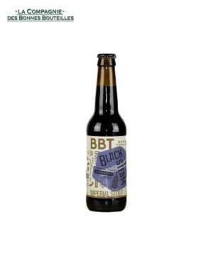 Bière Brasseur Toulousain - black steam VP 33cl