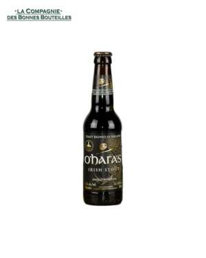 Bière O'haras irish stout VP 33cl