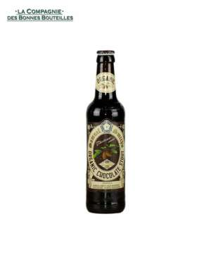 Bière samuel smith - Organic Choco Stout VP 35,5cl