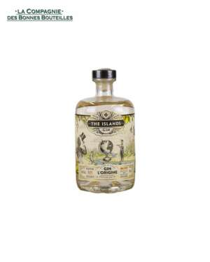 Gin The Islands L'origine 70 cl