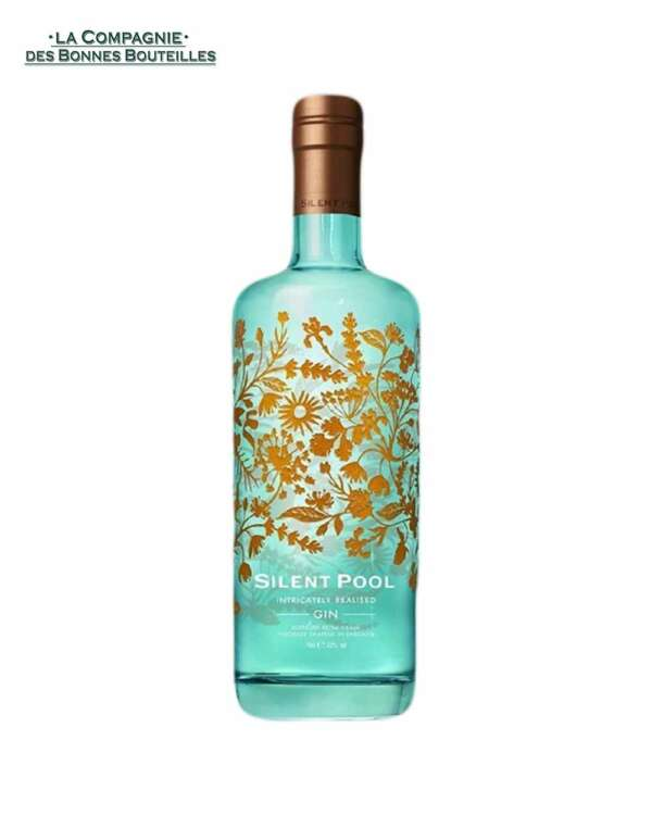 Silent pool Distillers Gin - 70cl