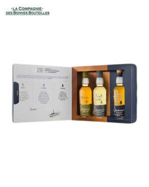 Triple pack Benromach Coffret 3 x 20 cl