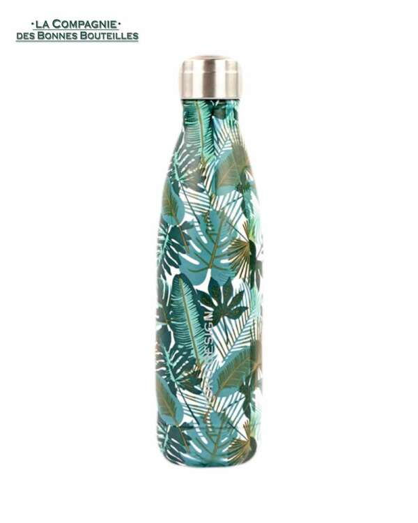 yoko design Bouteilles isotherme jungle bottle 500 ml